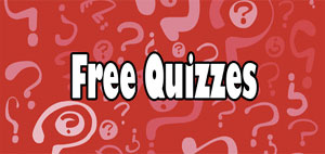 Free Quizzes from Peacock Quizzes